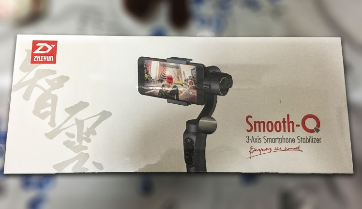 Zhiyun Smooth-Q (Front Package) Edit