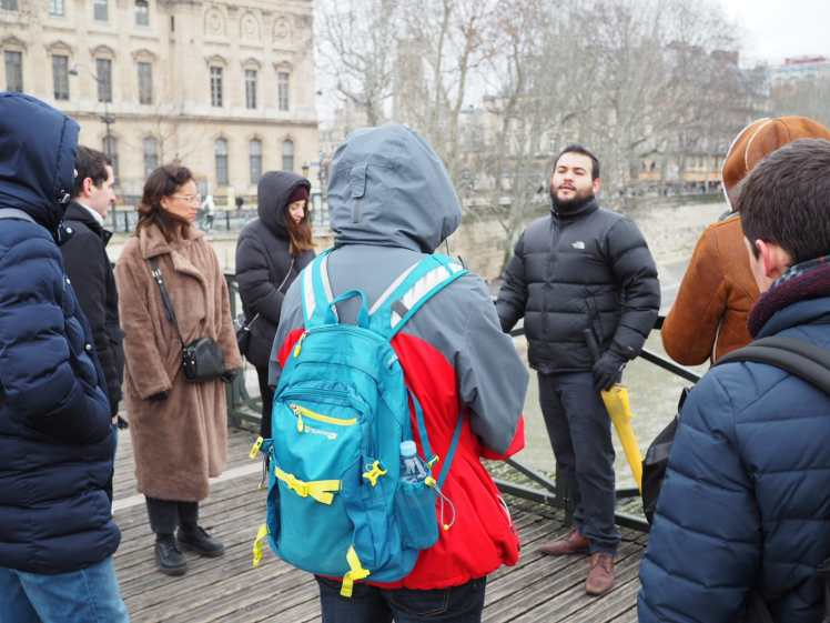 Freetour in Paris