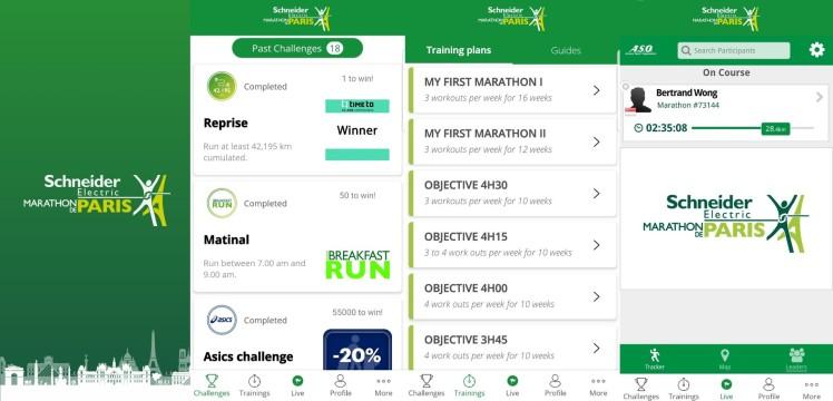 3-Race App