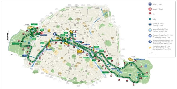 4-Race Route